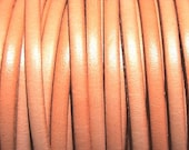 """1 meter /40""""  5mm Salmon geniuine leather first quality  hide"""