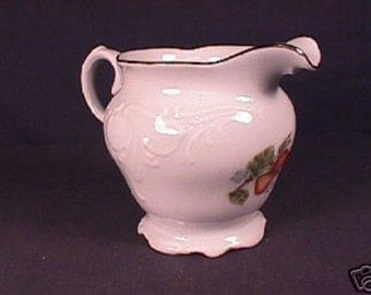 Mint Wawel Six Fruit pattern Creamer