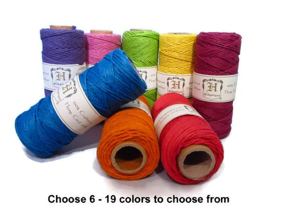 bulk macrame cord choose 6 macrame hemp cord 5mm solid color bulk hemp 1004