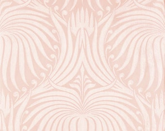 Farrow and Ball English Wallpaper, The Lotus Papers BP 2023. Handmade in England.