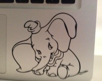 Disney's Dumbo Vinyl Decal