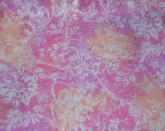 Floral Burnout Pillowcase Dress or Solar Dress MADE TO ORDER