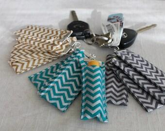 Sparkly Chevron Lip Balm Cosy (3 Colors Available!)