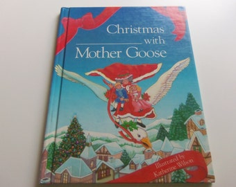 Christmas with Mother Goose    1988   Collectible