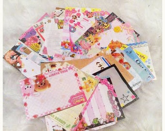KAWAII: 100 Sheets of mini Kawaii Mixed Memos
