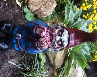 Eatmore Guts Zombie Gnome