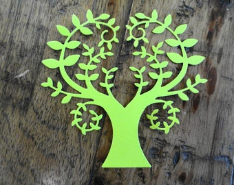 Tree of Wonder Tree Die Cuts Set of 6