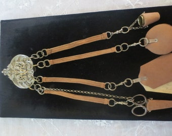 Chatelaine with 4 Tools