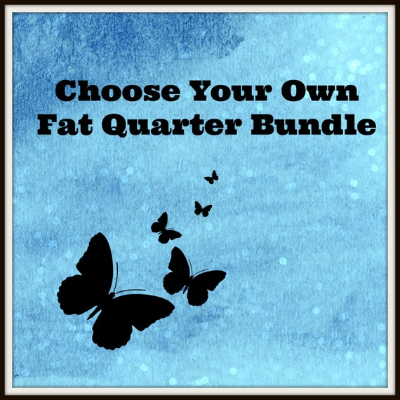 Choose Your Ownfat Quarter Bundle4 5 Or 6 Pack Bundles
