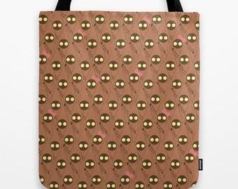 Star Wars Tote Bag Jawas with Bows Tote Bag