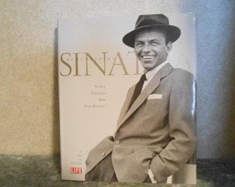 1990's Hardback Book on SINATRA, by Life Magazine