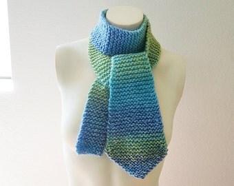 Knit / Necktie Scarf