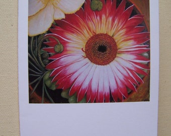 "flower greeting cards ""Be My Valentine"""