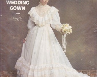 Popular Items For Bridal Gown Pattern On Etsy