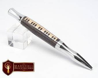 Handmade Wood Piano Pen