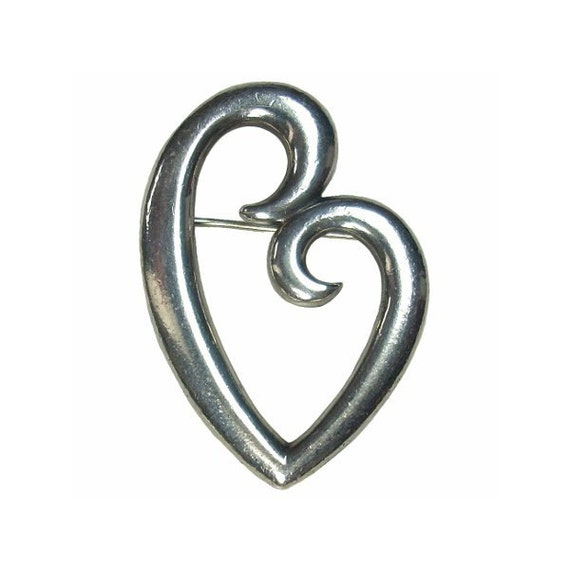 Vintage James Avery Mother's Love Sterling by ...