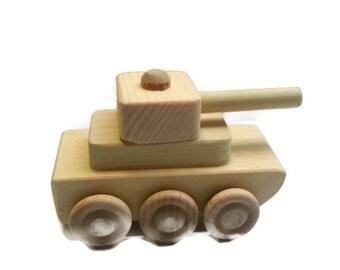 Pocket Tank