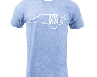 Best State Evern NC - Athletic Blue