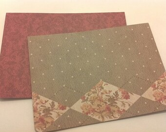 Simple and Lovely blank note card set