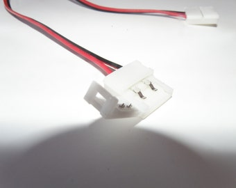 """6"""" 2 pin snap connector for single color LED Strip Light"""