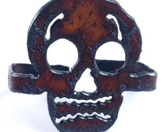 Day of the Dead Napkin Rings (Set of 2)