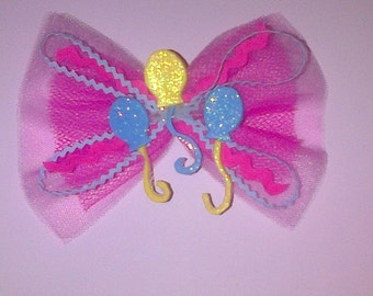 My Little Pony Pinkie Pie Cutie Mark Bow