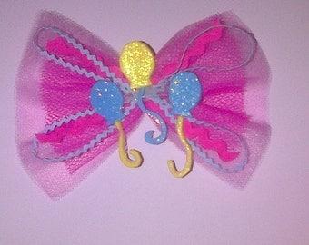 My Little Pony Pinkie Pie Cutie Mark Bow