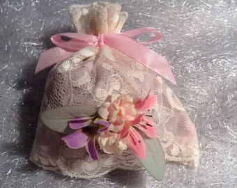 Pretty little lavender bag