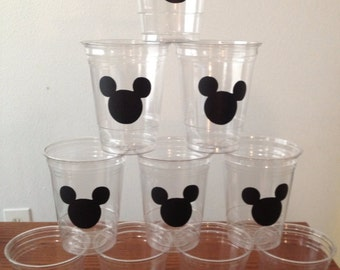 Mickey Mouse inspired cups  (24)