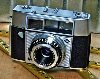 Agfa Optima II S Prontormator German Made Camera