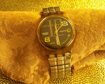 Vintage Swatch Limited Edition