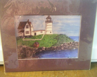 Nubble Light, Maine notecards and prints