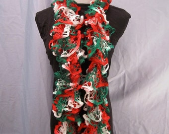 Scarf Holiday Ruffle