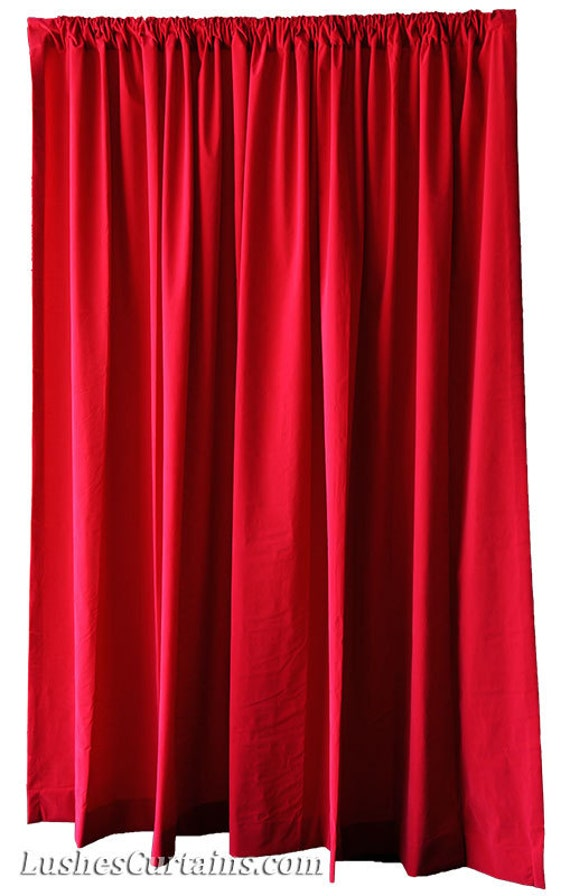 120 Drop Ready Made Curtains 54 Inch Long Curtain Panels