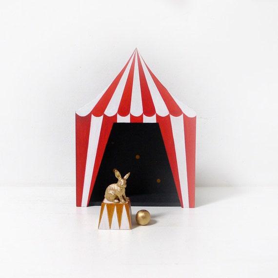 kids room decor circus shelf plywood childrens furniture