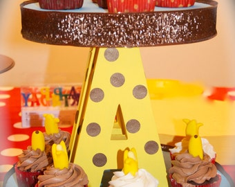 Customized Cupcake Stands for all Themes!
