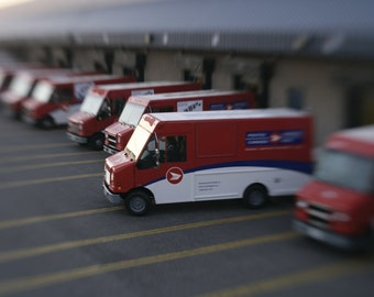 National Shipping with Canada Post tracking code