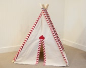Kid's Teepee Tent No. 0239 - Play Tent Ships Immediately