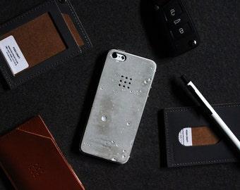 Luna concrete skin for iphone 5/5s