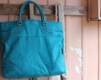 Luxury Oversized / Large Leather / bag / travel bag