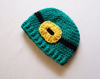 Adult St. Patrick's Day Leprechaun Hat - Teen, Woman, Man - Kelly Green Beanie