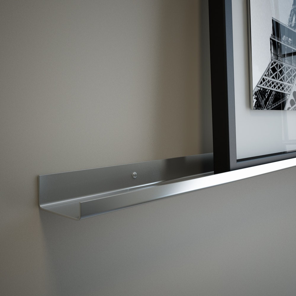 Ft Stainless Steel Floating Ledge For Photos by FloatingLedge