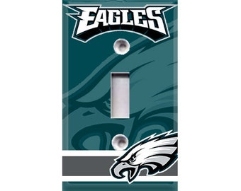 Philadelphia Eagles Light Switch Cover