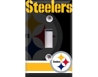 Pittsburgh Steelers Light Switch Cover