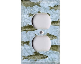 Nature Lover Collection - Fish Outlet Cover