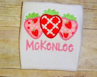 girls strawberry shirt toddler summer clothing red pink lime green polka dot shirt for girls baby girl summer strawberry shirt