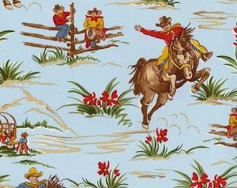 Barn Dandy Cotton Fabric by Kaufman - 1 yard increments