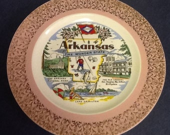 Arkansas State Collector Plate