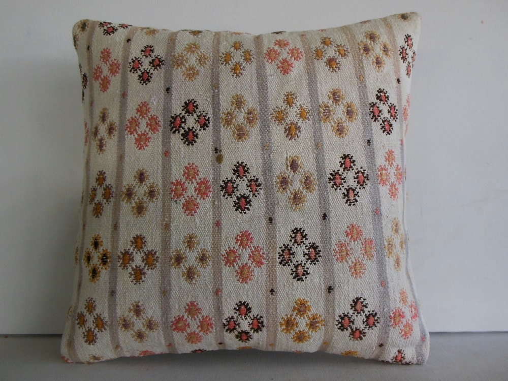 Very Large Decorative Pillows : Extra Large Pillow Cover Large Throw Pillow by DECOLICKILIMPILLOWS