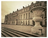 Paris Photography Versailles-Vintage Looking 16 20  Photograph, Dreamy Paris-Whimsical-French Royalty Print Marie Antoinette-Travel Photo